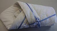 Конверт-одеяло на выписку(зима)