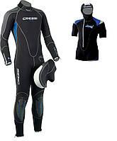 Мужской гидрокостюм для плавания Cressi Sub Lontra 5 мм (set)
