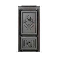 Дверца печи Puulämpö 0314