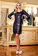 """Модное эффектное женское платье """"Необычайный образ"""" РАЗНЫЕ ЦВЕТА!"""