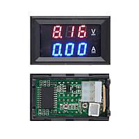 Цифровой вольтметр амперметр DC 100 В 10 А