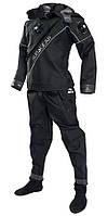 Сухой гидрокостюм для дайвинга SubGear Extender триламинат (распродажа с носками)