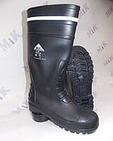 Сапоги резиновые,защитные  шахтерские усиленные, металлический носок