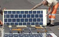 Во Франции планируется строительство дорог оснащенных солнечными батареями протяжённостью 1000 км