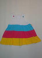 Сарафан на лето для девочки 1-3 года