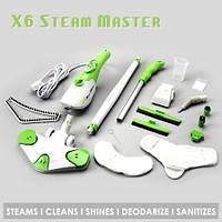 Паровая швабра Steam Master H2O Mop X6, возможен  опт