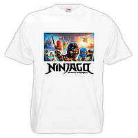 "Детская футболка ""Ниндзяго"" 2 (Ninjago)"