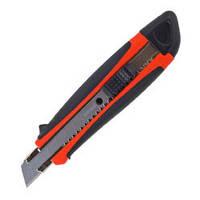 Нож канцелярский 18мм. BUROMAX 4616