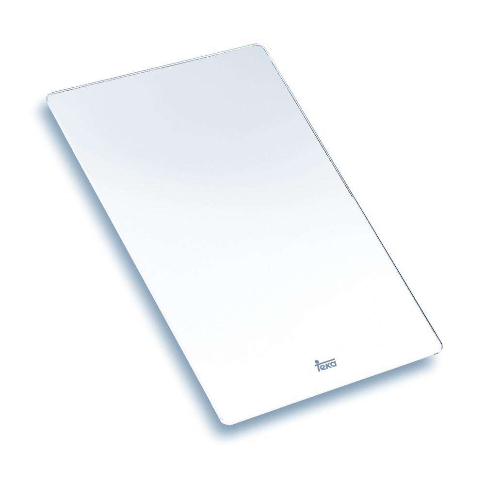 Доска разделочная стеклянная TEKA белая