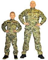 Детский камуфляж,форма для кадета