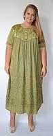 Платье бронзовое, на 56-70 размеры