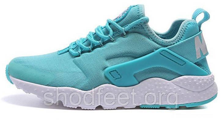 Мужские кроссовки Nike Air Huarache Run Ultra Hyper Turquoise