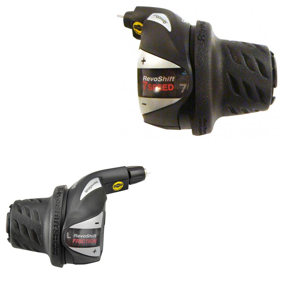 Шифтеры велосипедные Shimano SL-RS36 Revo Shift Tourney 3/7 spd
