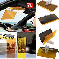 Антибликовый, солнцезащитный козырек для автомобиля HD Vision Visor