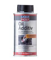 Добавка в масло с молибденом LIQUI MOLY 0.3L