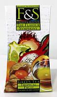 Зеленый цейлонский чай «Тропические фрукты» из коллекции «Flavour Symphony», 100 г