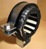 Теплоизоляционный подвес для вентиляции LADS ширина 75мм, толщ.13мм