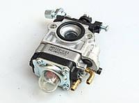 Карбюратор бензокосы (диаметр камеры 11 мм)