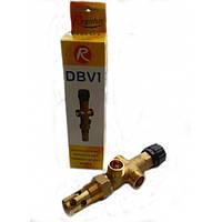Двухходовой защитный клапан Regulus DBV 1-02 ¾