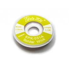 Лента для снятия припоя Pro'sKit 8PK-031A 1.5 мм/1,5 м