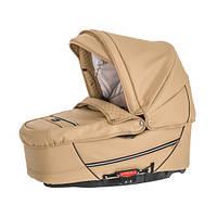 Детская коляска 2 в 1 Emmaljunga Super Nitro sand leatherette