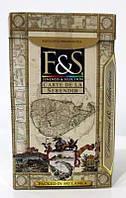 Чай F&S CARTE DE LA SEERENDIB (Карта Серендипа) - чёрный крупнолистовой чай, 100г