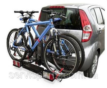 Крепления для велосипедов на Фаркоп Menabo WIZARD 2, фото 2