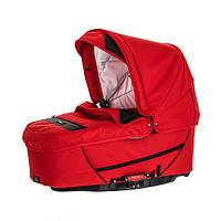 Детская коляска 2 в 1 Emmaljunga Super Nitro red