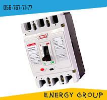 Силовой автоматический выключатель 250Sm, 3p, 100А