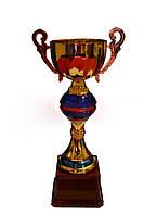 Кубок наградной. Высота 27 см