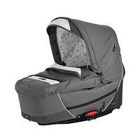 Детская коляска 2 в 1 Emmaljunga Super Nitro dark grey