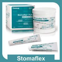 Стомафлекс (Stomaflex) - оттискная масса, полный набор