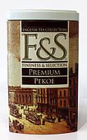 Чай F&S Premium Pekoe черный среднелистовой скрученный, 200 г
