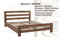 Кровать София  к1400