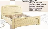 Кровать Диана  к1400