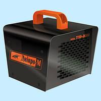 Тепловая электрическая пушка ДНИПРО-М ТПЭ-2000/1 (2 кВт)