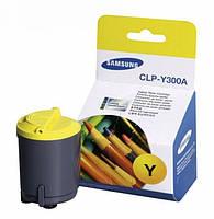 Заправка картриджей Samsung CLP-Y300A принтера Samsung CLP-300, CLX-2160/3160
