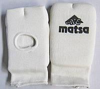 Накладки (перчатки) для карате Matsa