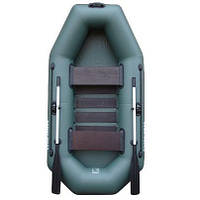 Надувная гребная лодка с привальным брусом  SPORT-BOAT Laguna L 240 LS
