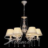 Люстра 6-ти ламповая, классическая
