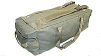 Сумка - рюкзак.  Цвет олива. Производство -Украина