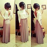 Шикарное вечернее платье .АР (Арт. 255)