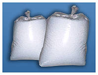 Пенопластовая крошка (дробленка) 0,5м3/мешок