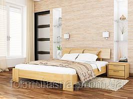 Кровать деревянная Эстелла Титан 120х190, 102, щит