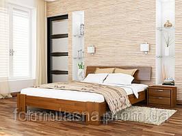 Кровать деревянная Эстелла Титан 120х190, 103, щит