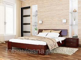 Кровать деревянная Эстелла Титан 120х190, 104, щит