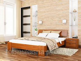 Кровать деревянная Эстелла Титан 120х190, 105, массив