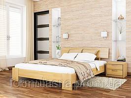 Кровать деревянная Эстелла Титан 120х200, 102, щит