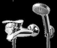 Смеситель ванная литой Luna 102 ASCO Armatura
