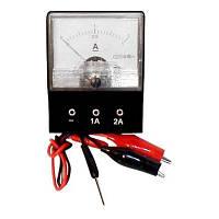 Амперметр аналоговый лабораторный, вольтметр аналоговый лабораторный, миллиамперметр лабораторный